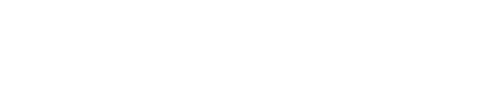 Legal Web Shop